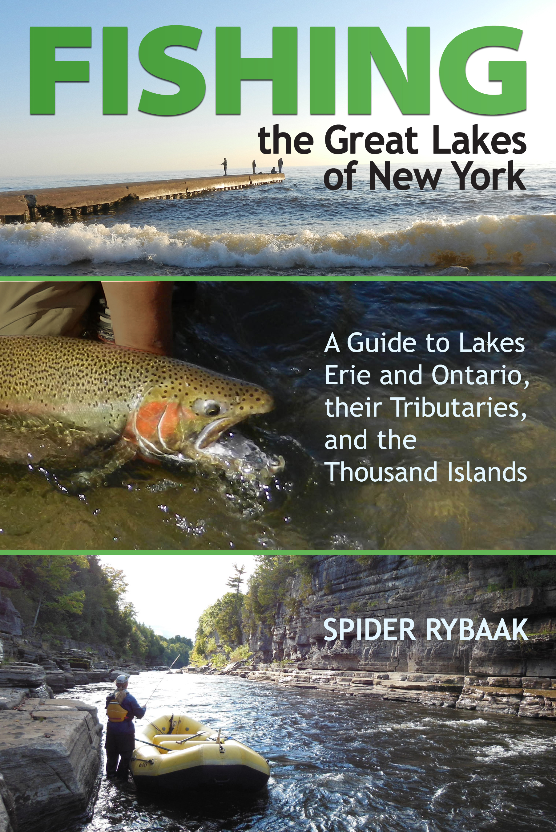 Fishing the great lakes of new york burford books for Fishing in new york