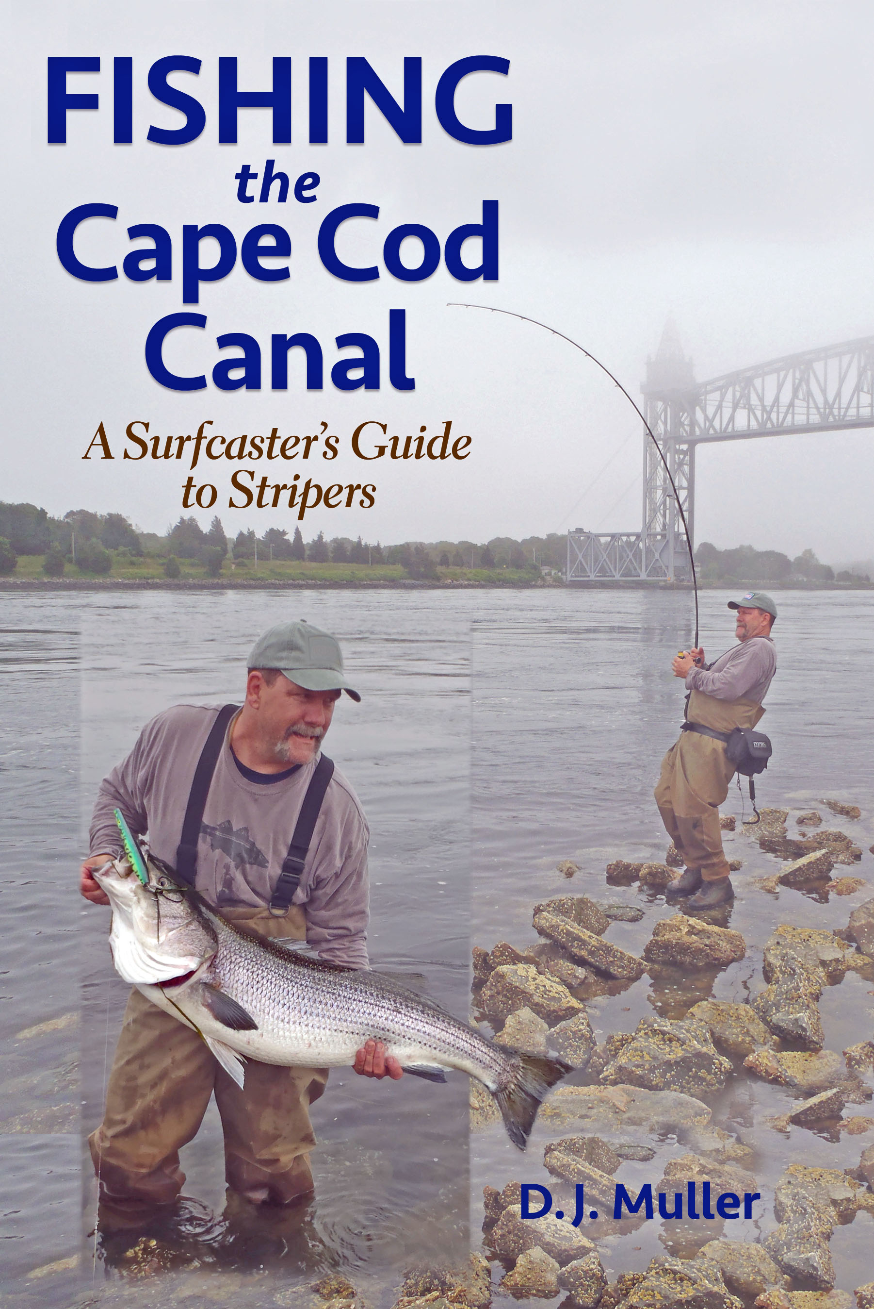Fishing the cape cod canal burford books for Cape cod fishing