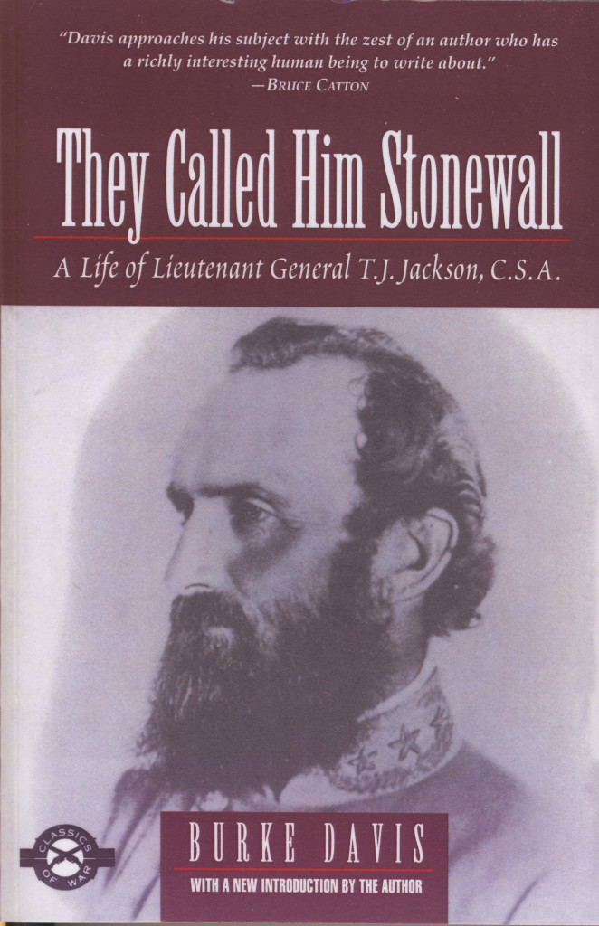 They Called Him Stonewall cover